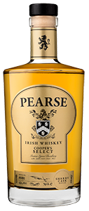 Pearse Coopers Select Whiskey Bottle