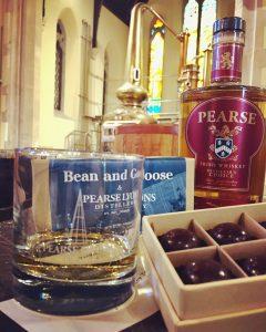 Bean and Goose Distiller's Choice Handmade Irish Whiskey Truffles